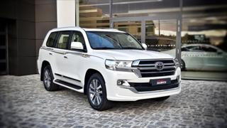 Toyota Land Cruiser 5,7 V8 8AT 7S VXR PCS SUV benzin