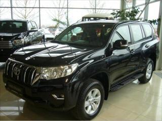 Toyota Land Cruiser 2.8 d d terénní nafta
