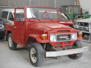 Toyota Land Cruiser 3.0 d terénní nafta