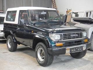 Toyota Land Cruiser 3.0 TD 4x4 terénní nafta
