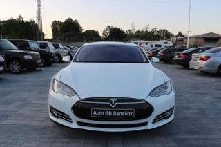 Tesla Model S 60, LTE, Spotify, mapy hatchback