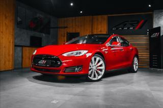 Tesla Model S 0,0 85 kWh, PANORAMA, AUTOPILOT  BR limuzína elektro