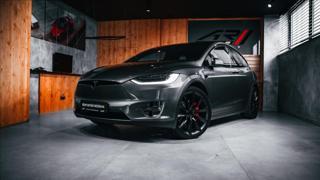 Tesla Model X 0,0 P100D, AUTOPILOT II, ZÁRUKA  BR SUV elektro