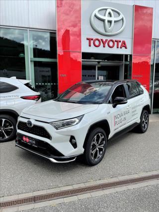 Toyota RAV4 2.5 Plug-in Hybrid SUV benzin