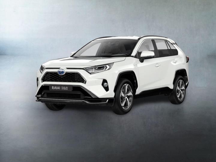Toyota RAV4 2.5 Plug-in Hybrid SUV hybridní - benzin