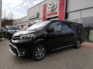Toyota ProAce 2,0 D-4D VIP 7S Webasto MPV nafta