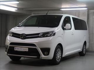 Toyota ProAce 2,0 D-4D,CZ,Glass,Shuttle,L2 minibus nafta