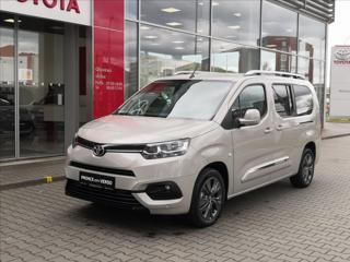 Toyota ProAce City 1,2 96kW AT8 Verso Family Life MPV nafta