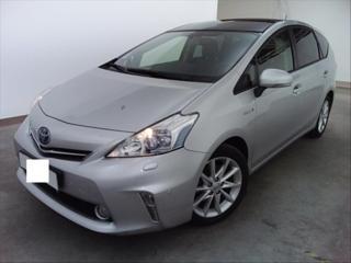 Toyota Prius 1,8 VVTi Hybrid 7-míst MPV hybridní - benzin