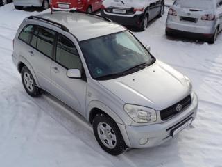 Toyota RAV4 2,0 VVTi 4x4 kombi