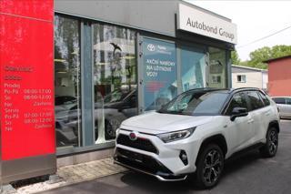 Toyota RAV4 2,5 PLUG IN  Selection VIP SUV hybridní - benzin