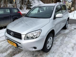 Toyota RAV4 2,2D-4D,111 tis km,serv.kniha,nová SUV