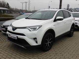 Toyota RAV4 2,5 HSD  Executive AWD SUV hybridní - benzin