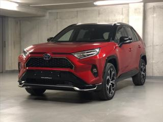 Toyota RAV4 2,5 PHEV SELECTION VIP PLUG-IN SUV hybridní - benzin