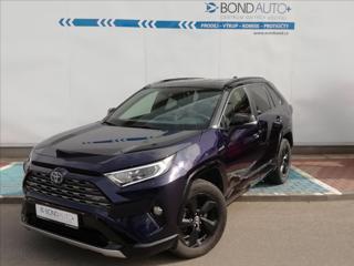 Toyota RAV4 2,5 HSD Selection AWD SUV hybridní - benzin