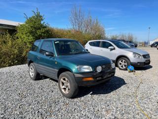 Toyota RAV4 2,0i/BEZ KOROZE,VELMI PEKNÝ SUV