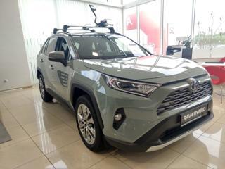 Toyota RAV4 2.5 Executive SUV hybridní - benzin - 1