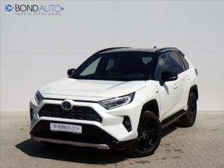 Toyota RAV4 2,5 HSD CVT AWD Selection SUV benzin