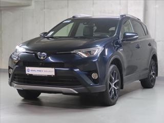 Toyota RAV4 2,5 Hybrid,1Maj,Trend,NAVI,4x4 SUV hybridní - benzin