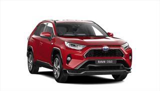 Toyota RAV4 2,5 225kW Plug-in 4x4 Prestige SUV hybridní - benzin