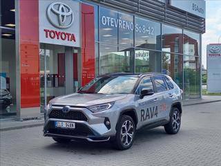 Toyota RAV4 2,5 225kW Plugin Selection VIP SUV hybridní - benzin