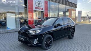 Toyota RAV4 2,5 163kW 4x4 Black Edition SUV hybridní - benzin