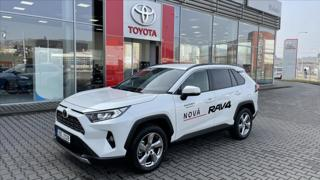 Toyota RAV4 2,5 Hybrid 163kW Comfort Style SUV hybridní - benzin