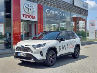Toyota RAV4 2,5 Hybrid 4x4 Selection SUV hybridní - benzin