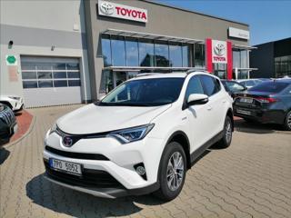 Toyota RAV4 2,5 ACTIVE HYBRID SUV hybridní - benzin