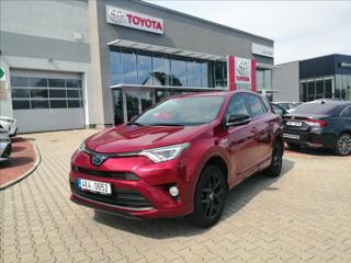 Toyota RAV4 2,5 SELECTION HYBRID NAVI SUV hybridní - benzin