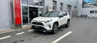 Toyota RAV4 2,5 Hybrid 225kW  Selection VIP SUV hybridní - benzin