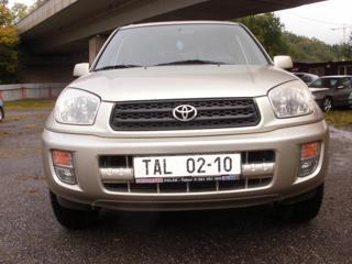 Toyota RAV4 2.0 4x4 terénní