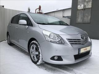Toyota Verso 1,8 VVTi,původ ČR,1.Majitel kombi benzin