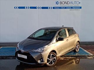 Toyota Yaris 1,5 HSD, Selection  hybridní - benzin