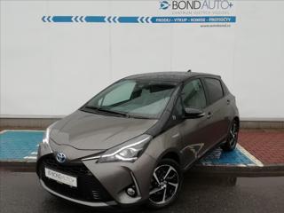 Toyota Yaris 1,5 HSD Selection  hybridní - benzin