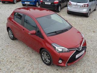 Toyota Yaris 1,33 VVTi  1.MAJITEL,ČR hatchback benzin