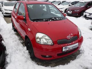Toyota Yaris 1,0 i  Sol hatchback benzin