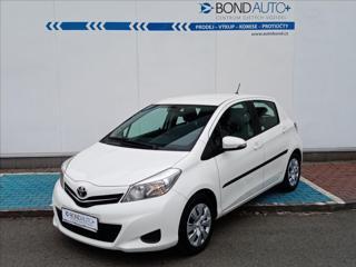 Toyota Yaris 1,0 VVT-i, 51kw hatchback benzin