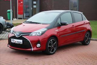 Toyota Yaris 1,5 HSD  Selection hatchback hybridní - benzin