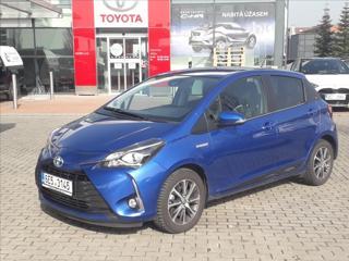 Toyota Yaris 1,5   Active Trend Y20 hatchback hybridní - benzin