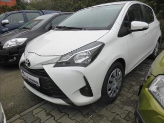 Toyota Yaris 1,0 i  Live hatchback benzin