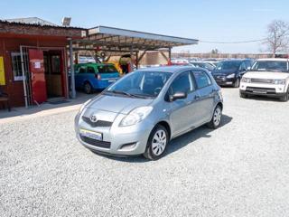 Toyota Yaris 1.0 VVT i hatchback benzin