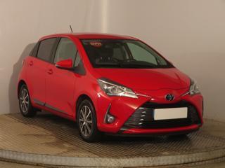 Toyota Yaris 1.5 Dual VVT-i 82kW hatchback benzin