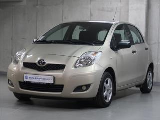 Toyota Yaris 1,0 VVT-i,CZ,AC hatchback benzin