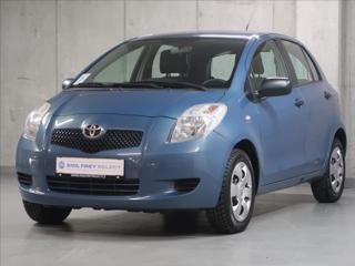 Toyota Yaris 1,0 VVT-i,CZ,1Maj,AC hatchback benzin