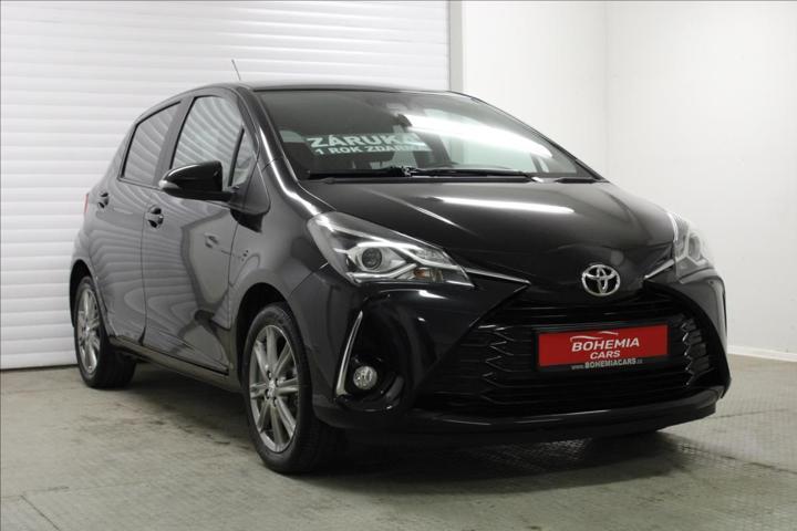 Toyota Yaris 1,5 VVT-i TREND 1MAJITEL hatchback benzin