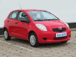 Toyota Yaris 1.0 VVT-i 51kW hatchback benzin