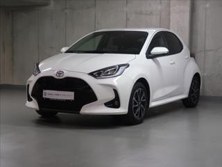 Toyota Yaris 1,5 VVT-i,CZ,ComfortStyle hatchback benzin
