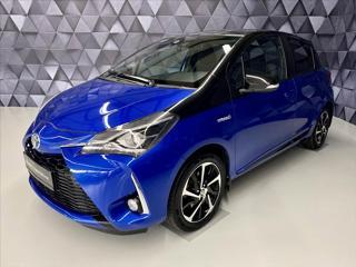 Toyota Yaris 1,5 VVTi A/T HYBRID COMFORT+,LED,KAMERA hatchback hybridní - benzin