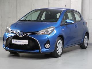 Toyota Yaris 1,5 Hybrid,AC,AT hatchback hybridní - benzin